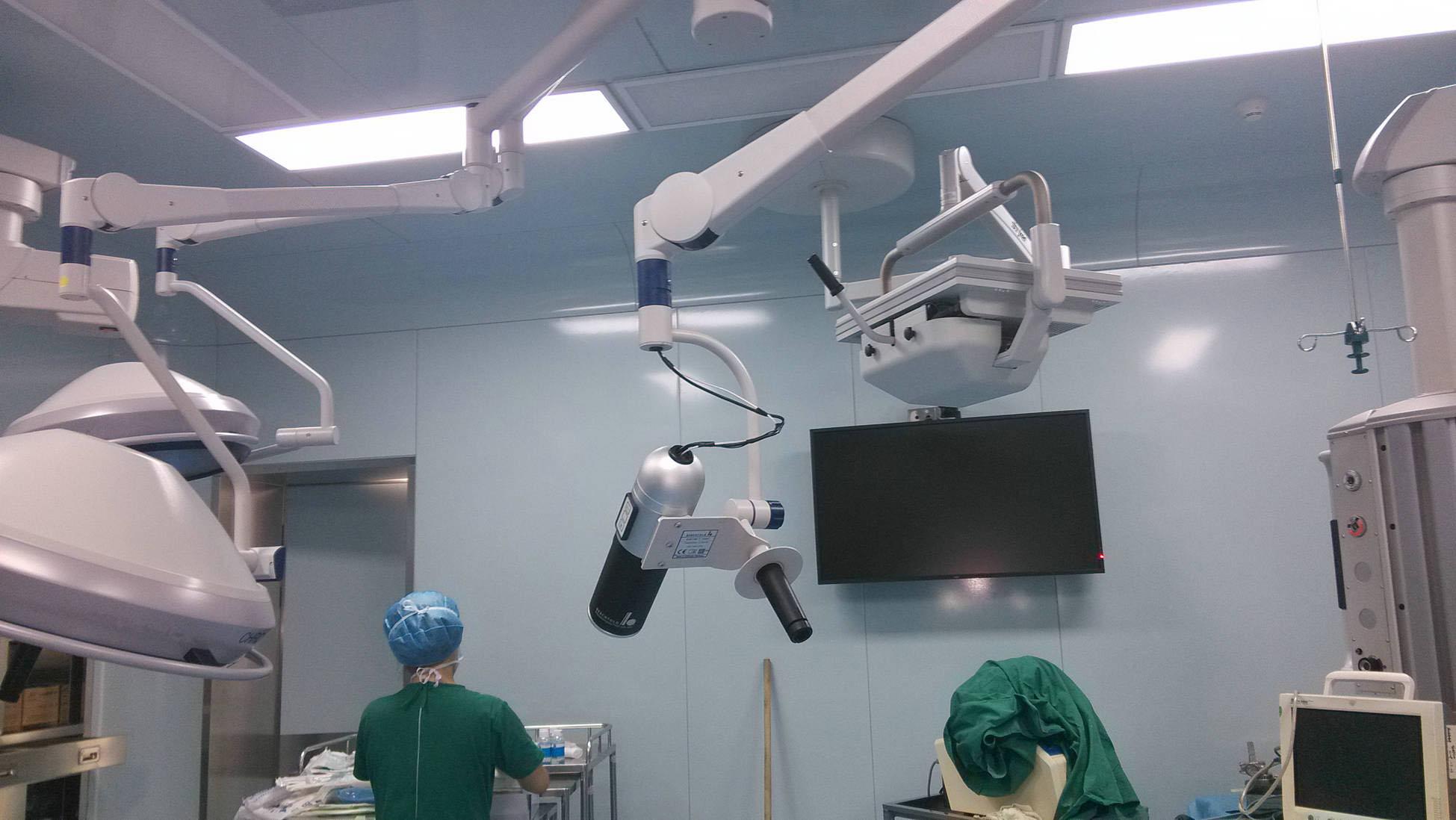 手术示教摄像头